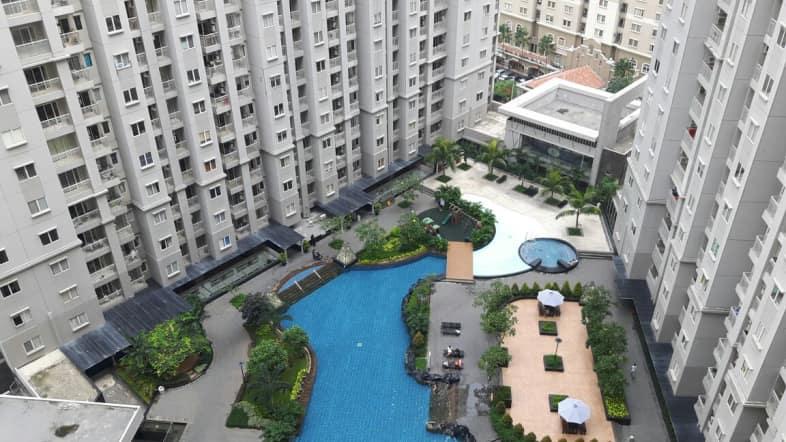 Apartemen di Jakarta