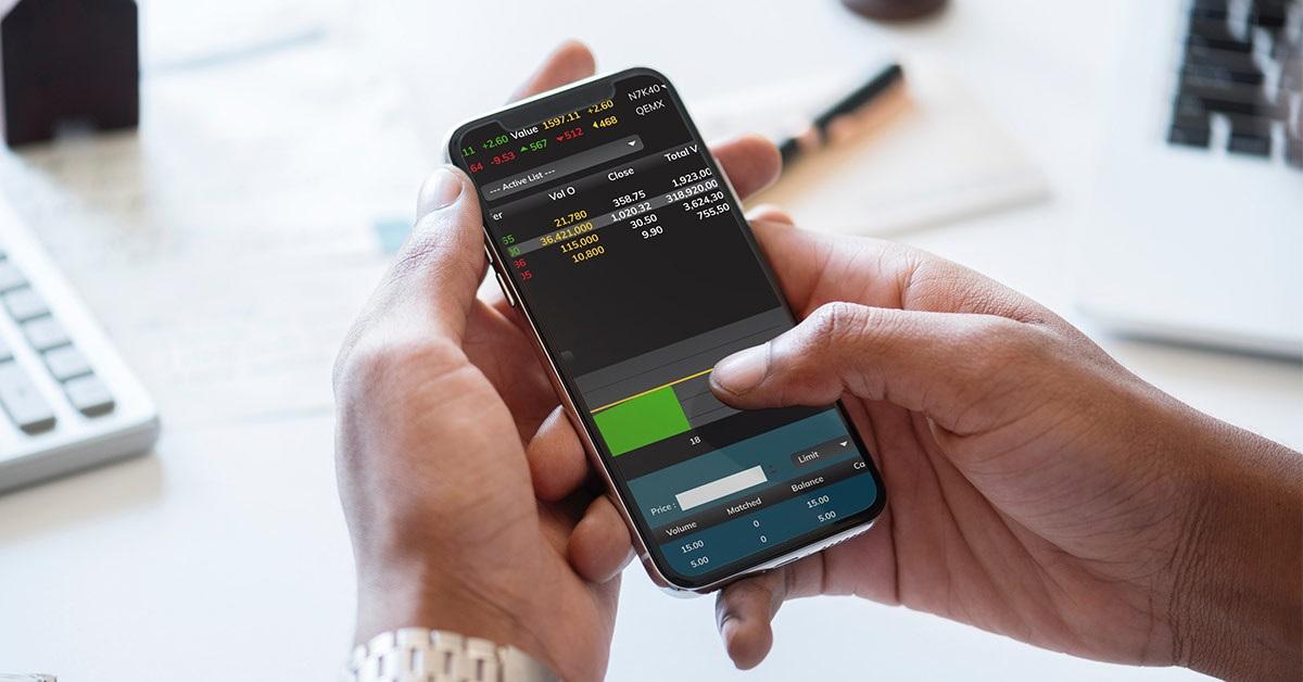 Instrumen Investasi Online
